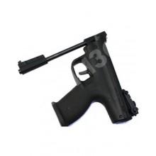 Пневматический пистолет МР 53М ряд 4,5 мм.