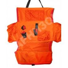 Сумка медицинская полевая оранжевого цвета